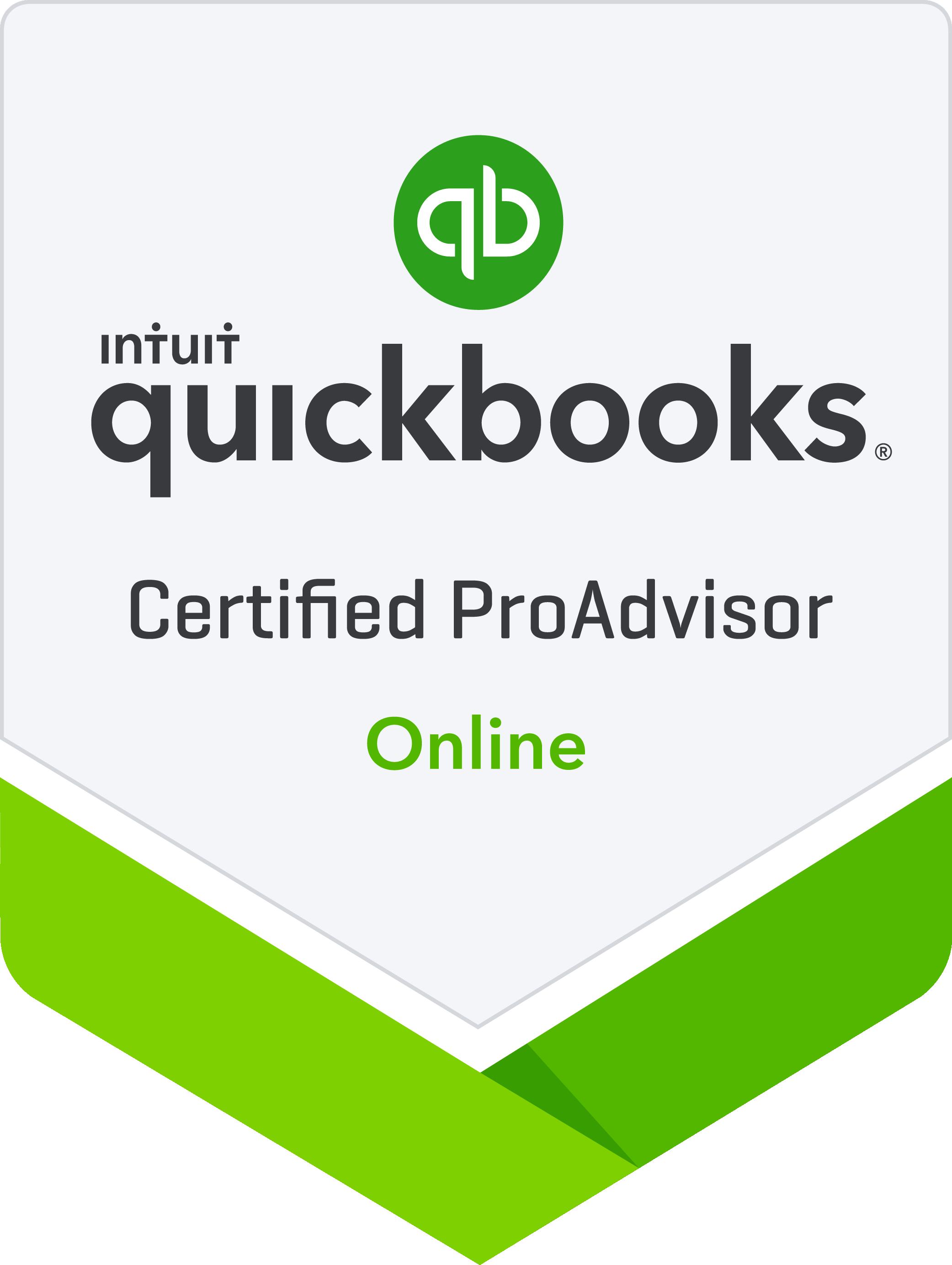 QuickBooks Certified Pro Online